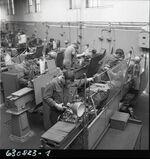 GFA 17/630823.1: Reportage: training as a lathe operator at GF