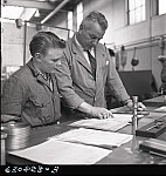 GFA 17/630823.3: Reportage: training as a lathe operator at GF