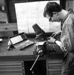 GFA 17/650072.21: Reportage: vocational training of technical draftsmen
