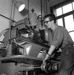 GFA 17/650072.31: Reportage: vocational training of technical draftsmen