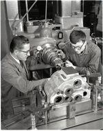 GFA 17/660267.1: Training as boring mill lathe operator