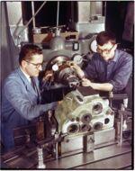GFA 17/660267.2: Training as boring mill lathe operator