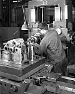 GFA 17/660268: Training as boring mill lathe operator