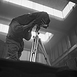 GFA 17/661330.10: Reportage: industrial photographer Max Graf at work