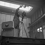 GFA 17/661330.11: Reportage: industrial photographer Max Graf at work