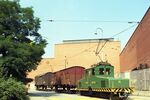 GFA 17/720846.3: GF company railroad in front of steel foundry in Mühlental