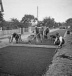 GFA 17/7385.8: Road construction with grey cast iron floor covering