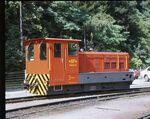 GFA 17/801296: Elektroloks der Schmalspurbahn im Mühlental vor der Ausserverkehrssetzung