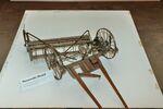 GFA 19/374: Heuwender-Modell