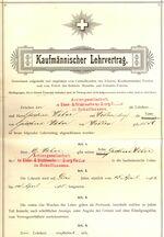 GFA 1/1465: Aus- und Weiterbildung: Lehrlingswesen, Werkschulen