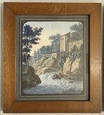 GFA 1/156.89.6: Turm mit Fluss