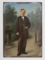 GFA 1/156.96: Portrait Georg Fischer II