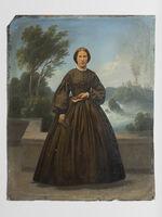 GFA 1/156.97: Portrait Emma Fischer-Pfister