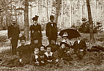 GFA 1/160: Georg Fischer I und Georg Fischer II; Familiengeschichte