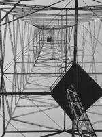 GFA 20/135.164: Stahl- und Brückenbau: Antenneturm 125m v. unten