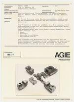 GFA 42/100325: Die casting tool