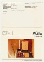 GFA 42/100421: AGIECUT 200