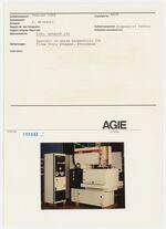 GFA 42/100682: 1000th AGIECUT 100
