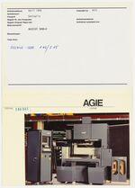GFA 42/100886: AGIECUT 300D+H