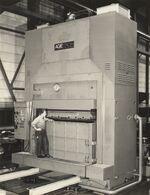 GFA 42/18038: AGIETRON EMP 90 at Bell Company, Kriens
