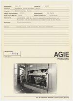 GFA 42/18059: AGIETRON EMP 90 at Sobanski, Berlin