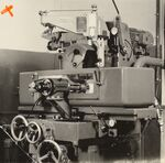 GFA 42/19018: AGIE-ROTOFORM recording series in operation
