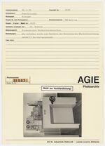 GFA 42/22001: AGIECUT