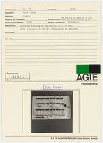 GFA 42/22043: Printed circuit for AGIEMERIC