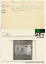 GFA 42/22110: AGIECONIC