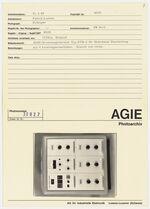 GFA 42/30027: AGIE erosion generator type STM-4