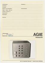 GFA 42/31203: AGIEPULS-Generator 10 H
