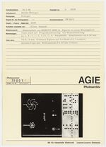 GFA 42/39001: Sample work AGIECUT DEM 15