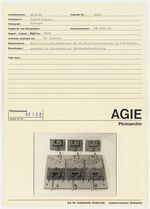 GFA 42/40180: Graphite electrodes