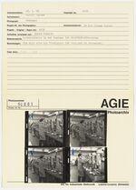 GFA 42/60001: Montage AGIETRON-AB