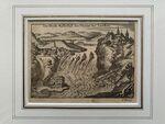 """GFKS 3/3: """"Der Grosse Wasserfall des Rheins bey Lauffen"""""""