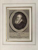 """GFKS 3/453: Portraits von Schaffhausen """"J. Im Thurn"""""""