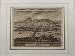 """GFKS 3/520: """"Stein sur le Rhin"""", aus: Les Delices de la Suisse"""