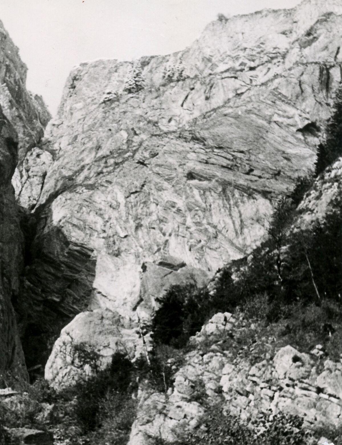 EBA 2/321.12: Landscape shot of Gonzen (outside)