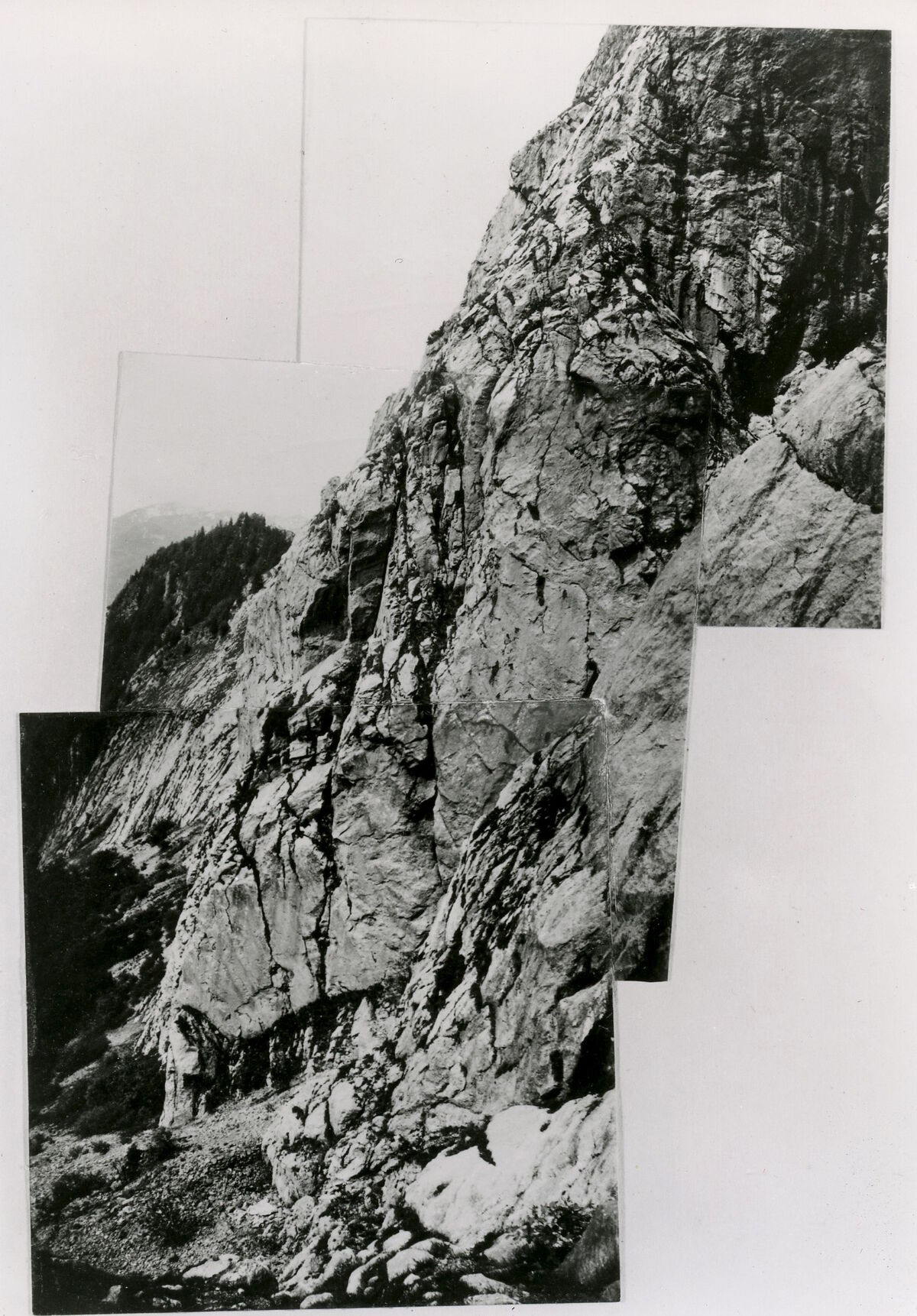 EBA 2/321.15: Landscape shot of Gonzen (Collage)