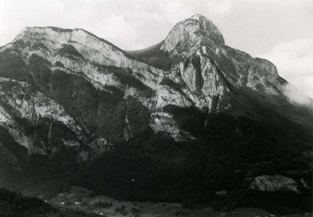 EBA 2/321.22: Landschaftsaufnahmen Gonzen aussen