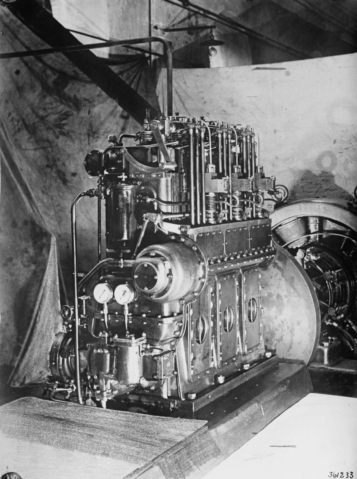 GFA 16/15169: Diesel engine