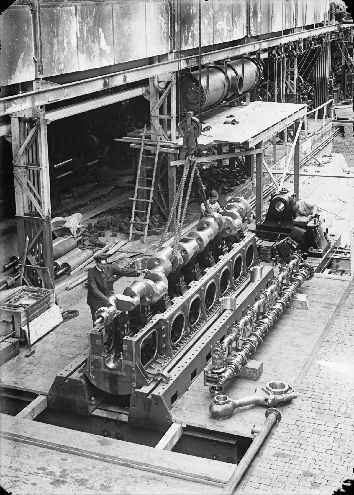 GFA 16/15171: Diesel engine