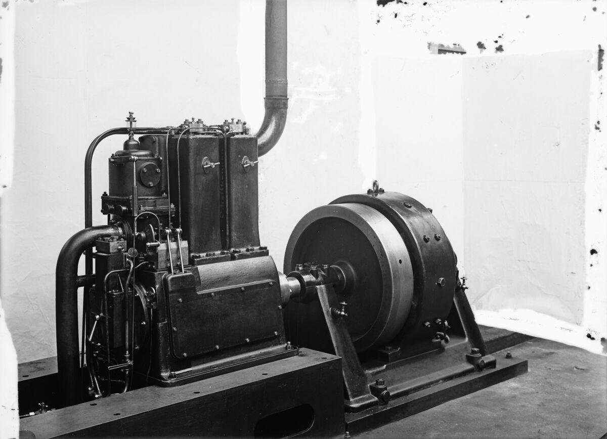 GFA 16/15172: Diesel engine G 2 ZU 20