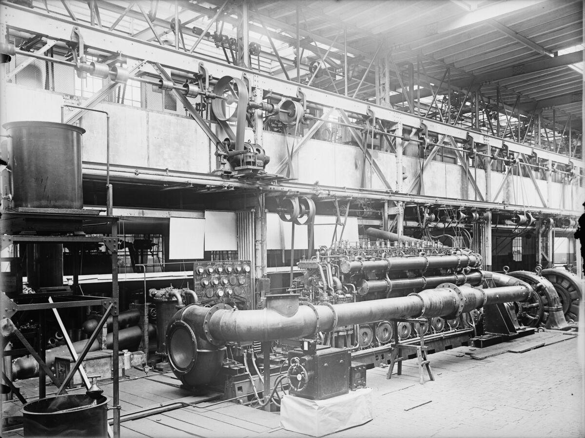 GFA 16/15173: Diesel engine