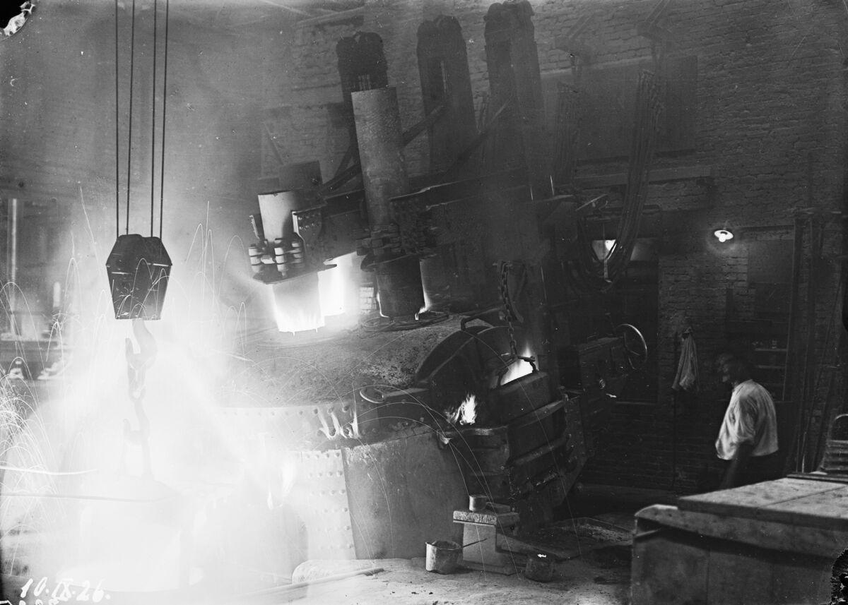 GFA 16/3225: Electric furnace, Birch