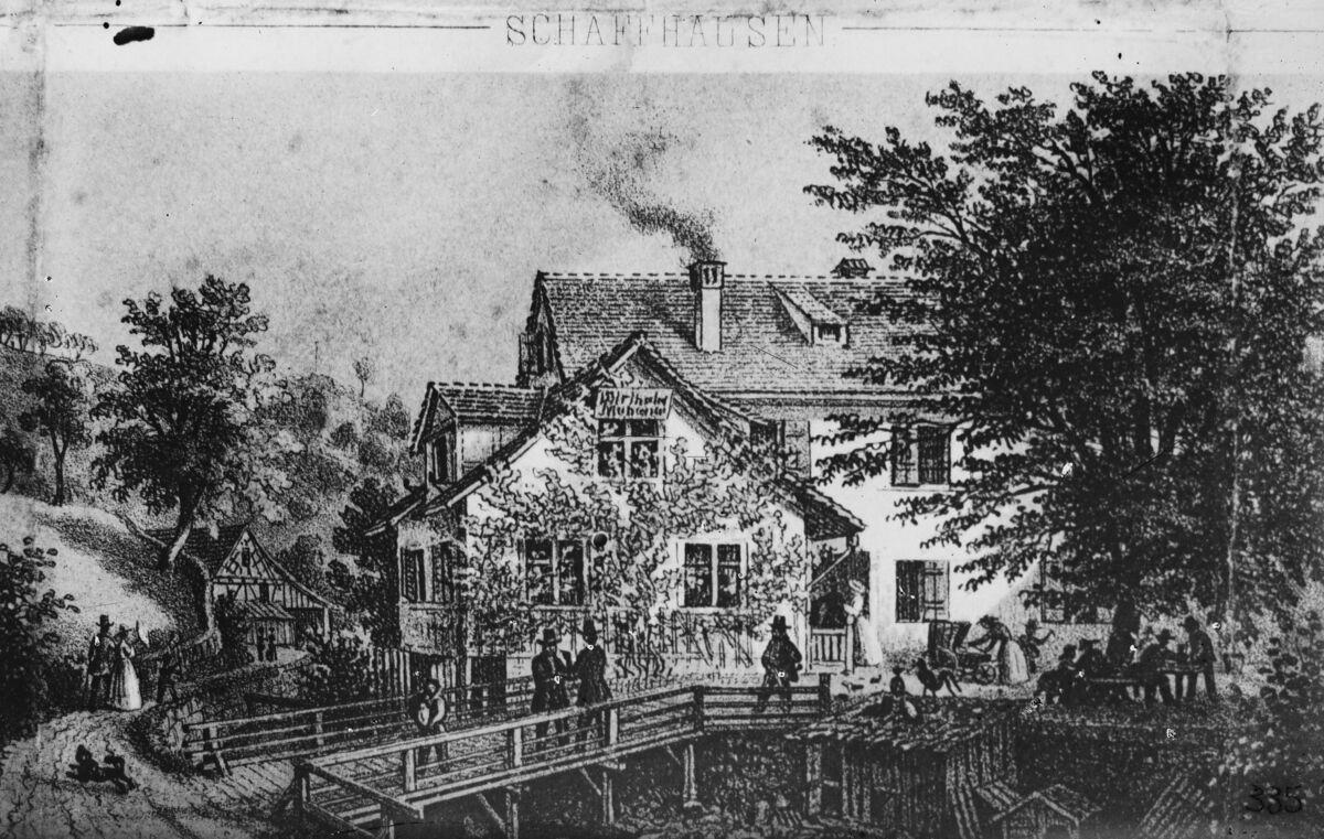GFA 16/335: Restaurant in Mühlental