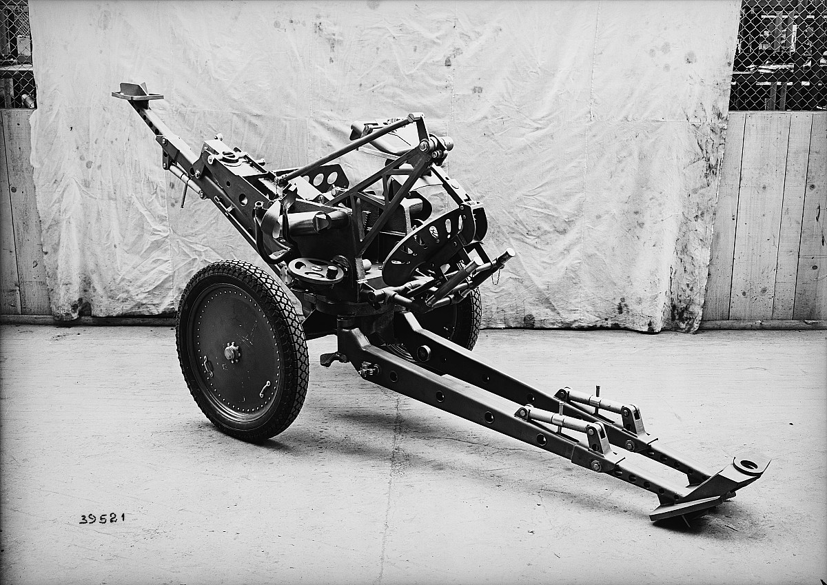 GFA 16/39521: 2 cm anti-aircraft gun for the Swiss army