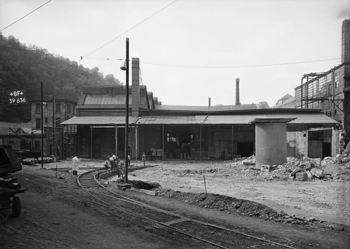 GFA 16/39636: Conversion smelter