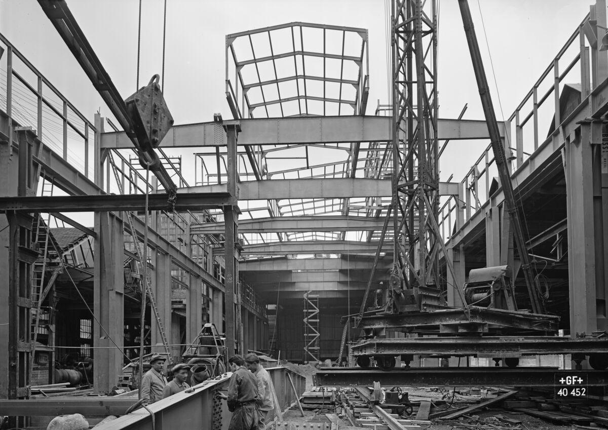 GFA 16/40452: Conversion plant I 1940