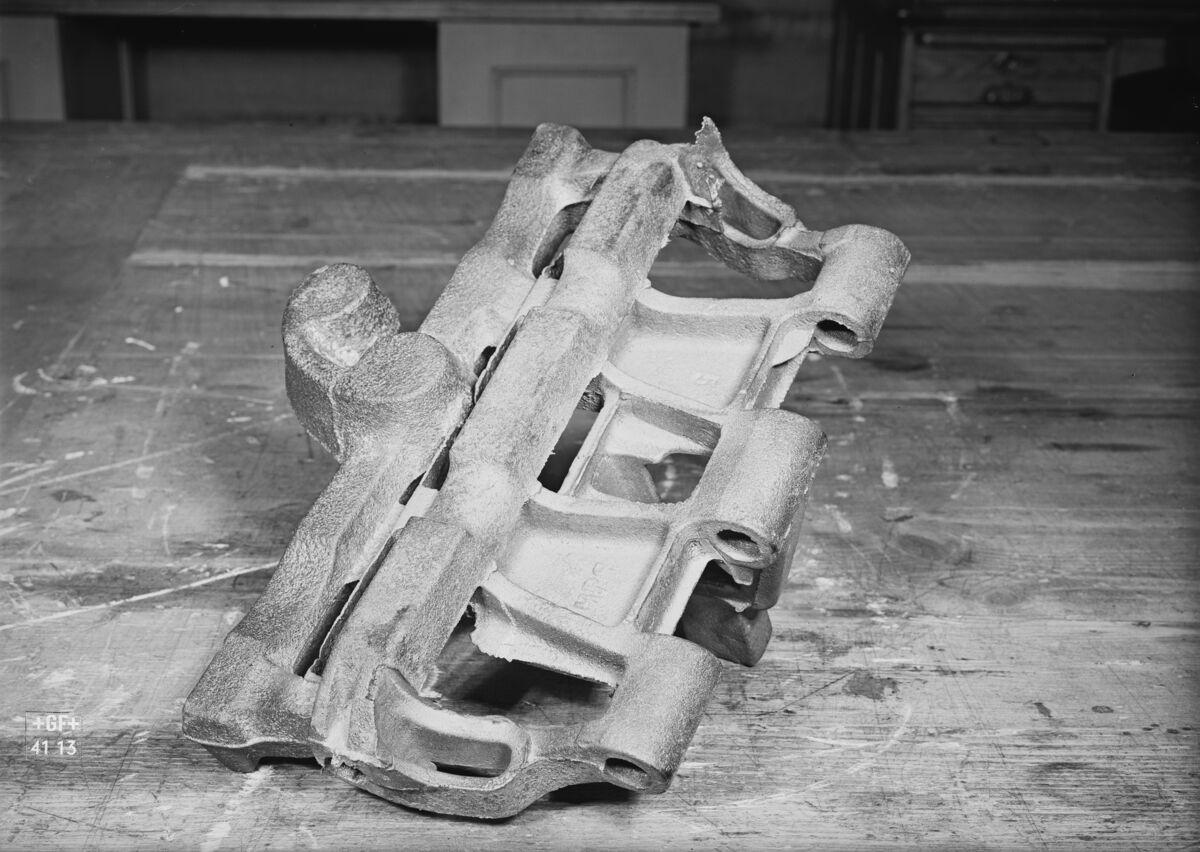 GFA 16/4113.2: Chain links high carbon steel